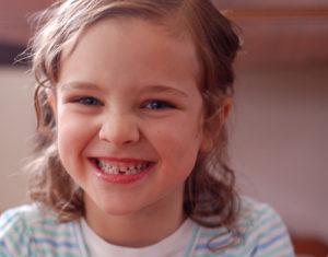 Toddler teeth