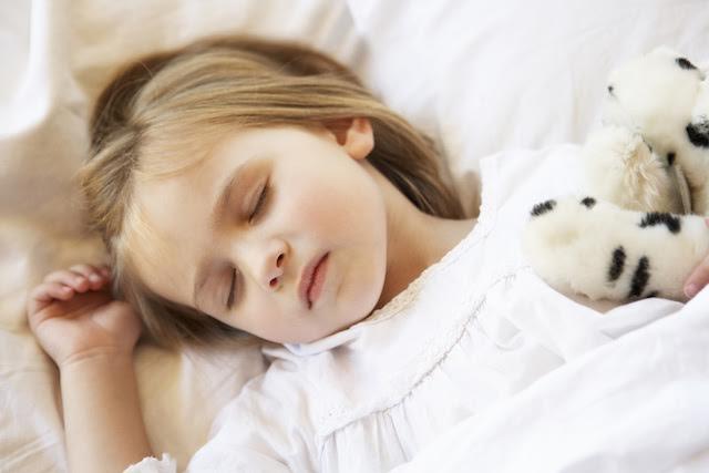 sleeping pattern toddler