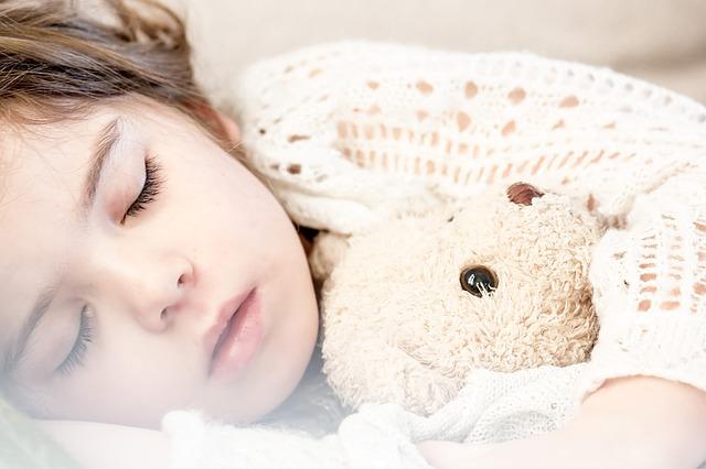 toddler sleeping pattern