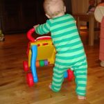 Child first walk – How to safeguard your child